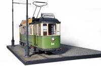 Triebwagen 641 als Kunststoffbausatz (Maßstab 1:35)