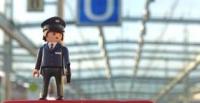 "Playmobil Figur ""VAG-Mitarbeiter"""