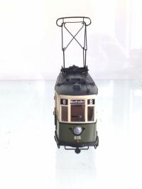 H0 Modell Triebwagen 800 (Fertigmodell / 1930er Jahre)