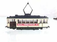 H0 Modell Triebwagen 800 (Fertigmodell / 1950er Jahre)