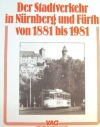 Buch 'Stadtverkehr 1881-1981'