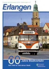 """Sonderheft """"Die Straßaboh"""" Stadtverkehr Erlangen"""