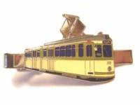Krawattennadel 'Straßenbahn 305'