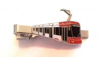 Krawattennadel 'Straßenbahn GTV6'