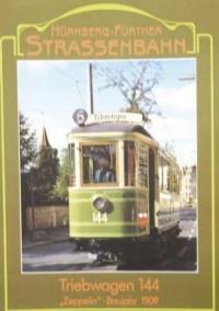 Poster 'Zeppelinwagen 144'
